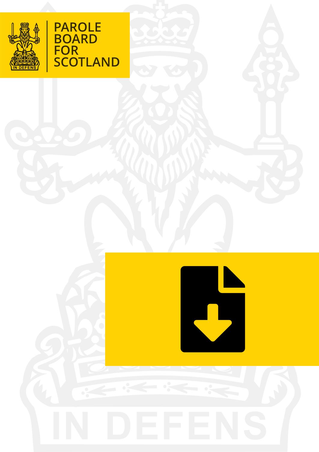 Members Guidance Manual - Cover image